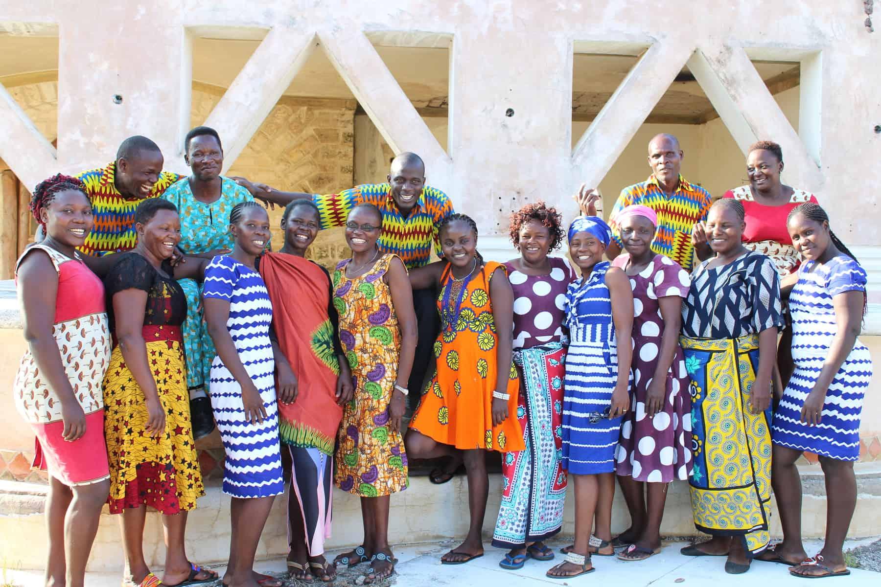 KENYA Team