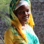 Khadijah Emmanuel °13/08/96 - Sewing workshop