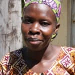 Elizabeth Anyango  °15/10/78 - Sewing workshop
