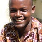 Jacksone Mwandawiro °19/07/1993 - care taker / tuinman