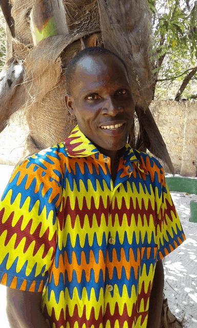 David Simiyu Mutambo °11/11/1970 - night security
