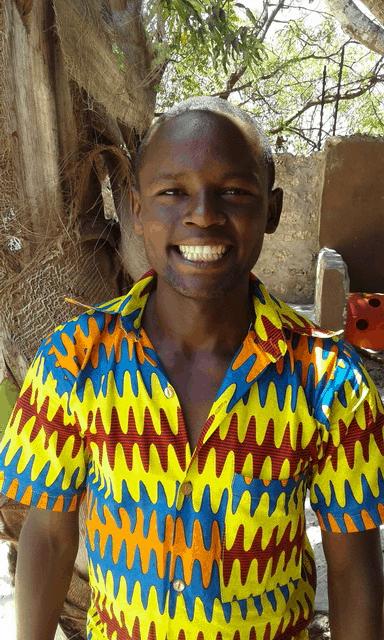 Jacksone Mwandawiro °19/07/1993 - care taker