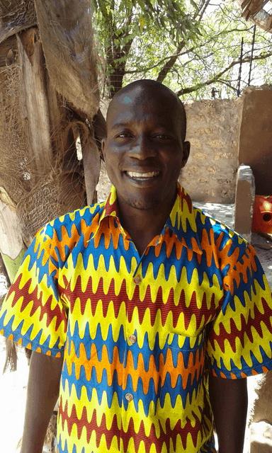 Joseph Ondijo  ° Social Worker
